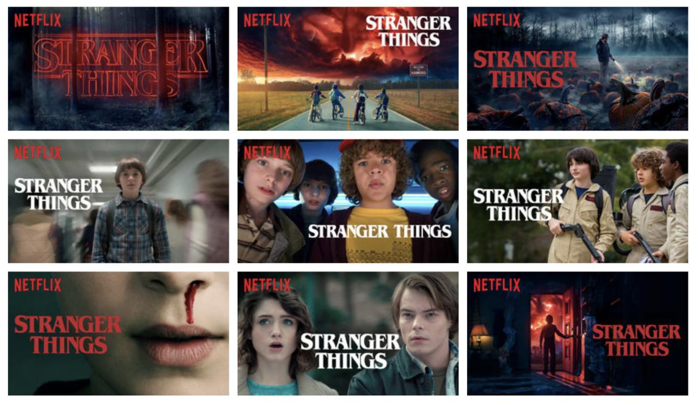 Netflix Big Data